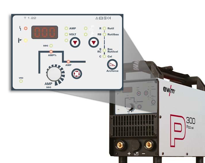 Представляем Вашему вниманию сварочный инверторный аппарат Pico 300 CEL SVRD для ручной дуговой сварки MMA постоянным...